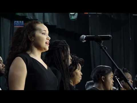 The University of The Bahamas Concert Choir ft. Courtney Newbold - I know i've been changed