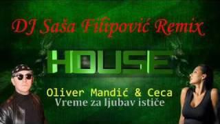 Oliver Mandic & Ceca - Vreme za ljubav istice (DJ Sasa Filipovic Remix)