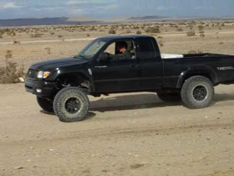 Icon Camburg Long Travel 04 Tacoma 4x4 Youtube