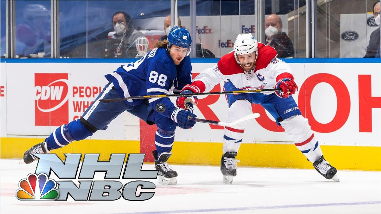 Montreal Canadiens defeat Toronto Maple Leafs in Game 7 Stanley ...