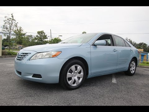 SOLD 2009 Toyota Camry LE Meticulous Motors Inc Florida For Sale