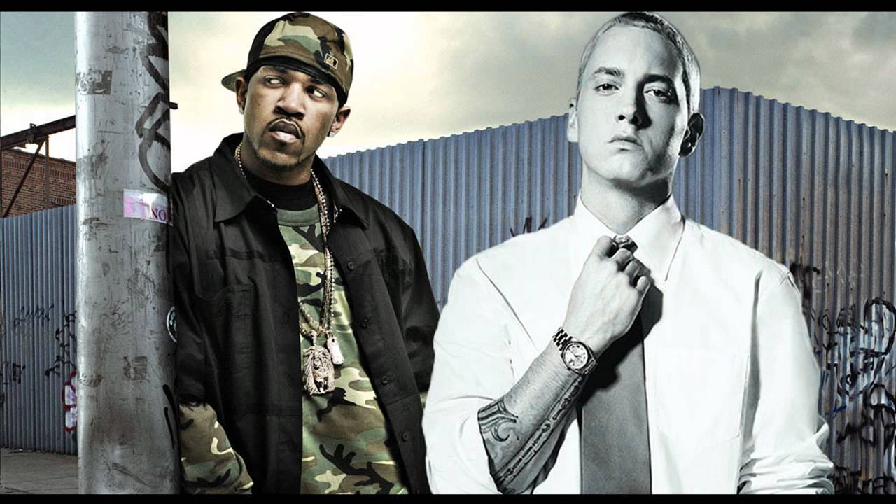 Download Lloyd Banks & Akon & Eminem - Celebrity