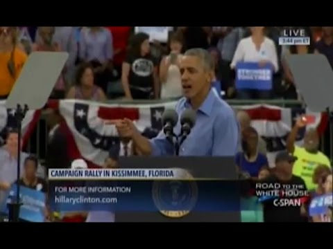 Trump Insult- Obama taunts Trump for allegedly having his Twitter taken away News Bloopers