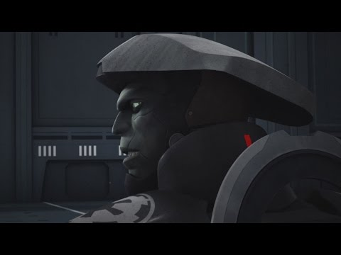 Star Wars Rebels - Fifth Brother arrives [1080p]