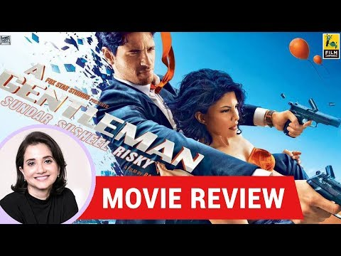 Anupama Chopra's Movie Review of A Gentleman