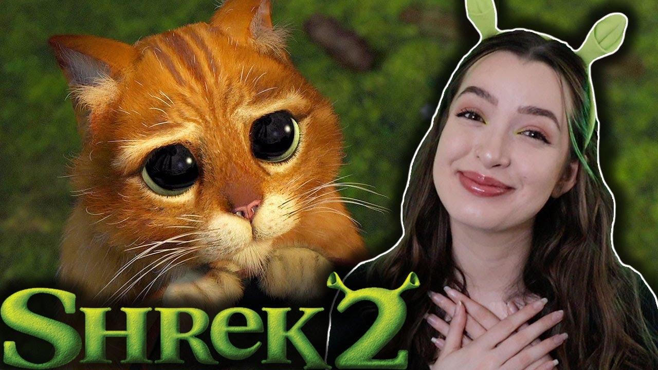 *SHREK 2* is the Greatest Sequel Ever Made (& my fav movie)