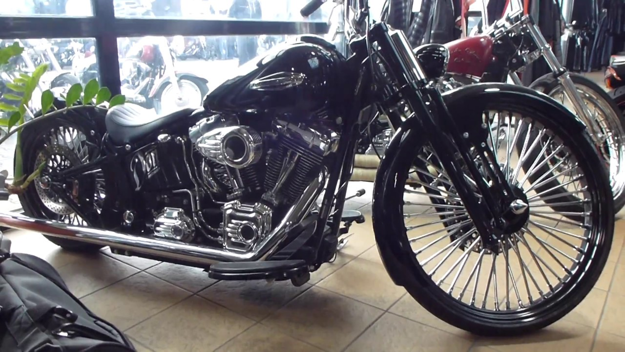Harley Davidson Fatboy Wheel Size