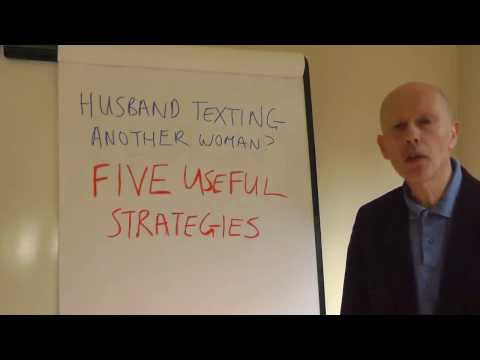 Husband Texting Another Woman? 5 Useful Tips - Andrew G. Marshall