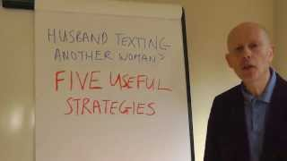 Husband Texting Another Woman? 5 Useful Tips - Andrew G Marshall