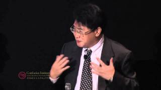 China Talks: Qiu Xiaolong in conversation with Nicholas Jose