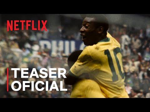 Pelé | Teaser oficial | Netflix