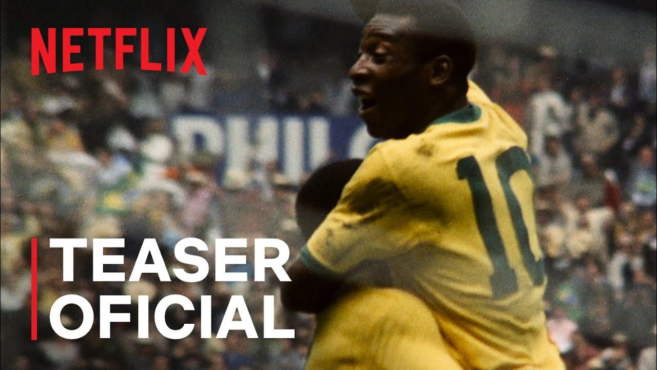 Documentário 'Pelé' estreia em fevereiro na Netflix