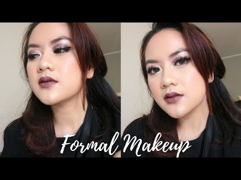 Full Coverage Formal Makeup Tutorial (Special Occasion) on Acne Prone Skin