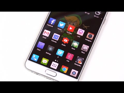 What's on My Phone 2016! | Galaxy Note 5 Edition