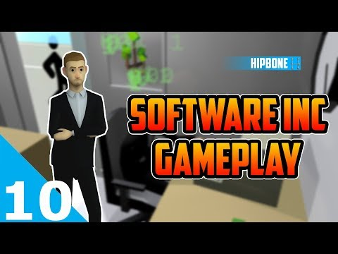 Hipbone Plays - Software Inc. Alpha 10 #10 - Three Releases!