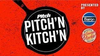 Pitchn Kitchn | Ep. 1 | Chef Jay Smith, Ft. Sammy Watkins