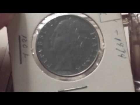 Repvbblica Italiana ITALY 1979 .10 Lira Coin