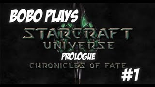 Starcraft Universe: Chronicles of Fate Prologue! #1 - Alternate Timeline