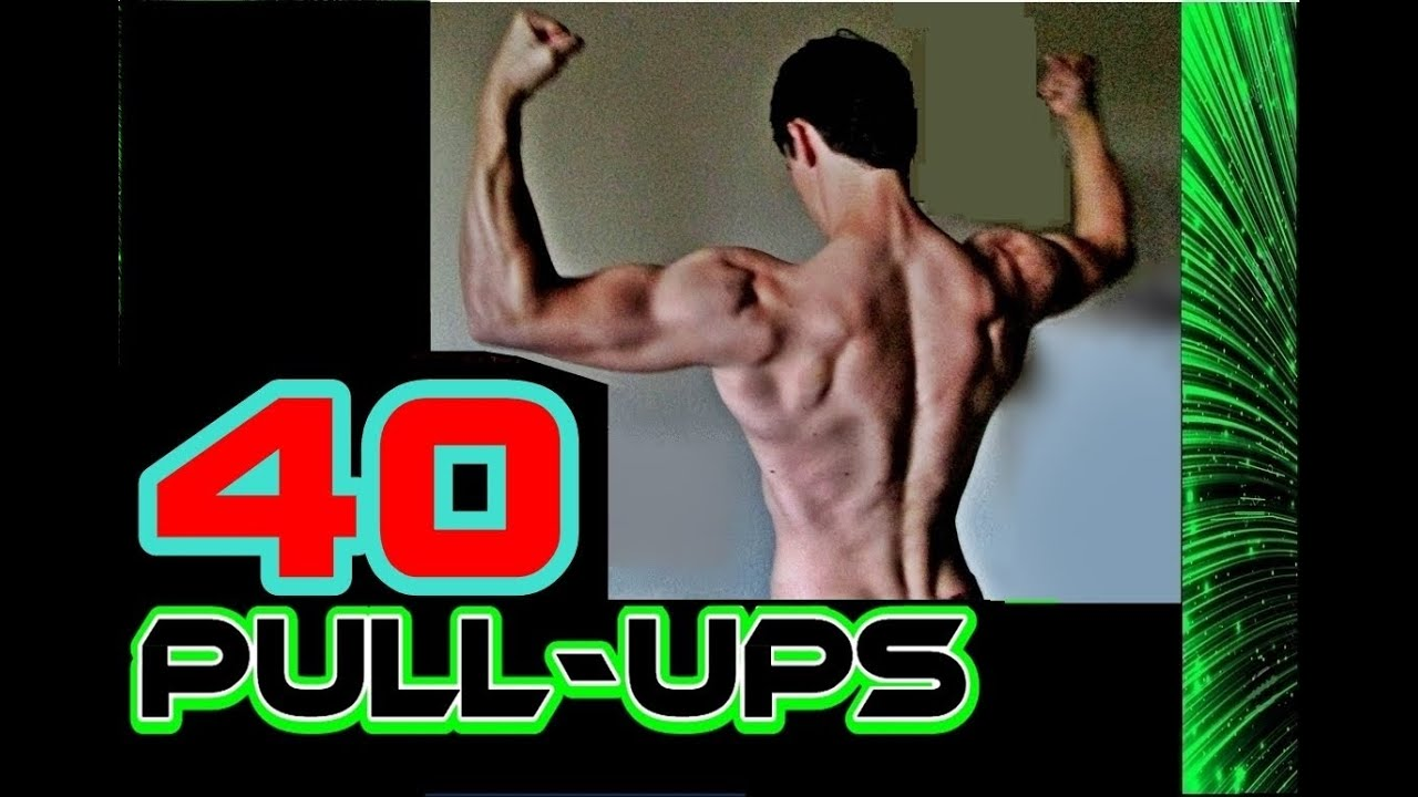 40 pull-up types & gymnastic variations - calisthenics - youtube, Muscles