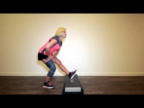 Knee Osteoarthritis Exercise 3/8: Hamstring Stretch