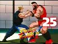 Street Fighter II V - CAP.25. Una lucha violenta - Primera parte: Las tres batallas. (Audio Latino)