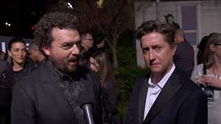 Halloween Premiere Interview with  Writer/Executive Producers Danny McBride & David Gordon Green