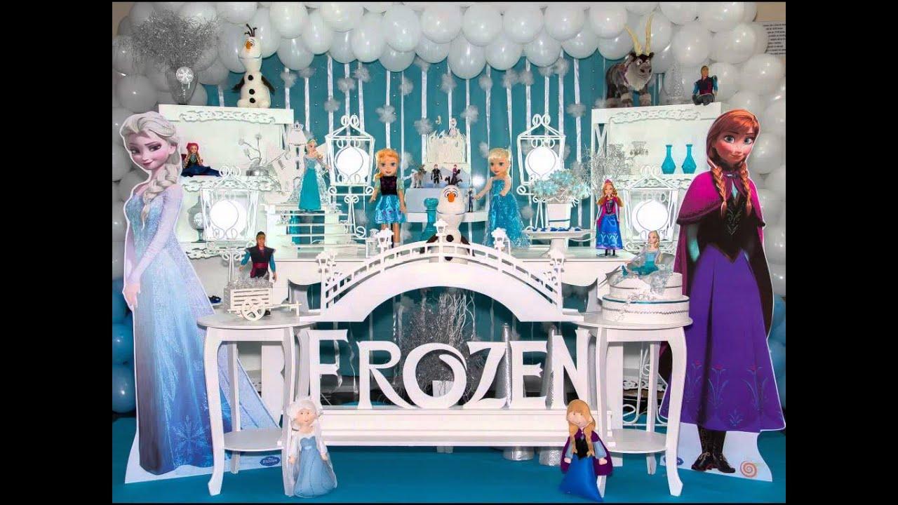 Imagens Frozen Uma Aventura Congelante Great festa frozen - uma aventura congelante - youtube