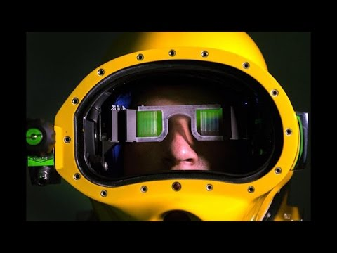 US Navy shows off its augmented-reality diving helmet, Crave Ep. 235