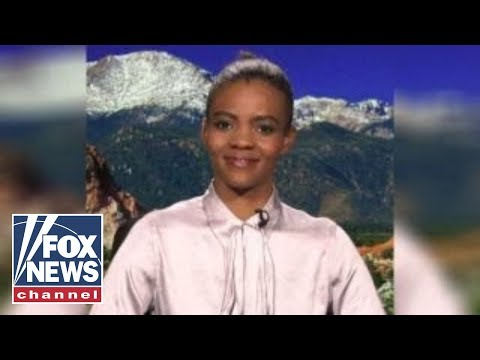 Candace Owens reacts to Trump and Kanye tweets