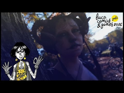 Lucca Comics & Games 2016 - Costplay & MusicVideo