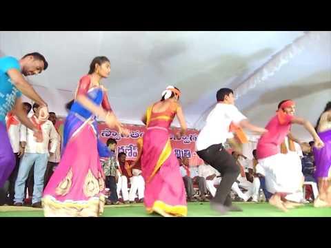 Sasu Ye Mara Sasu Telangana Folk Song Dance II MMkolors II