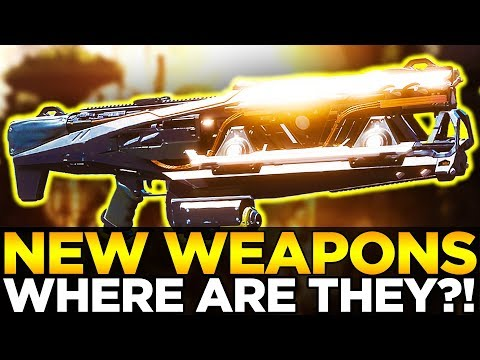 Anthem's *NEW* Cataclysm Weapons | Why You Are Not Getting Them