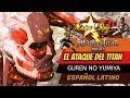 Shingeki no kyojin Opening 1 Full - Español Latino - El Ataque del Titan - MAGO REY