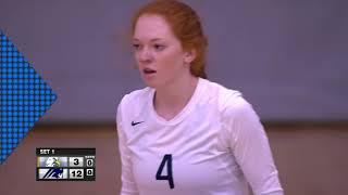 Champlin Park vs. Totino-Grace Girls High School Volleyball