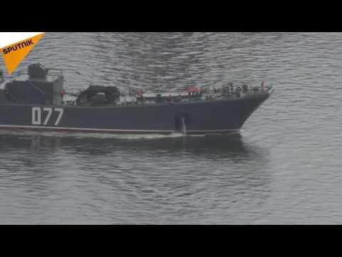 Le Jour de la Flotte du Pacifique