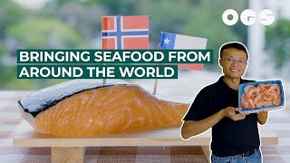 The Family Bringing Seafood to You From Around The World