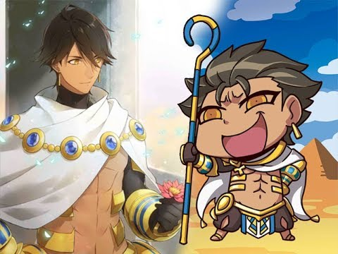 Fate/Grand Order [NA] Ozymandias Summoning! Camelot Pickup Banner