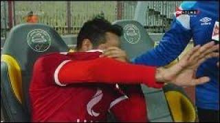 ستاد مصر - لحظة بكاء