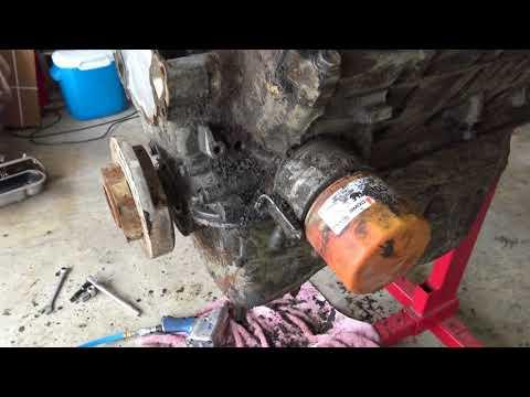 351 Beginning Motor Tear Down