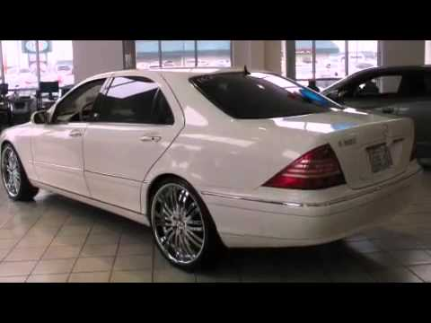preowned 2003 mercedes benz s500 tacoma wa 98409 youtube. Black Bedroom Furniture Sets. Home Design Ideas