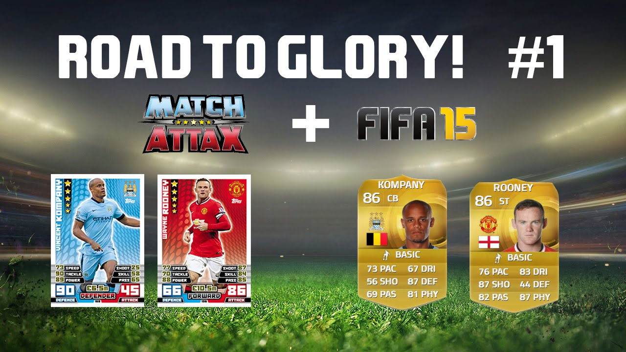 Matchmaking glory 15