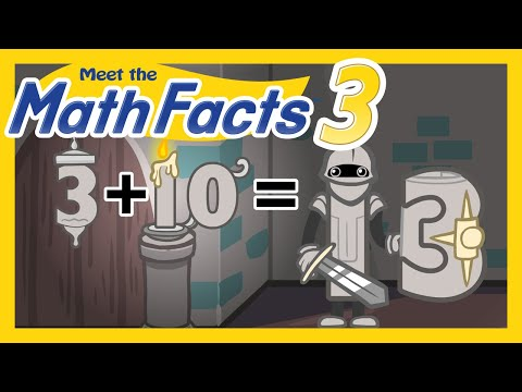 Meet the Math Facts Level 3 - 3+10=13