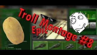Tanki Online - Troll Montage #8 Epic ( Funny Video)