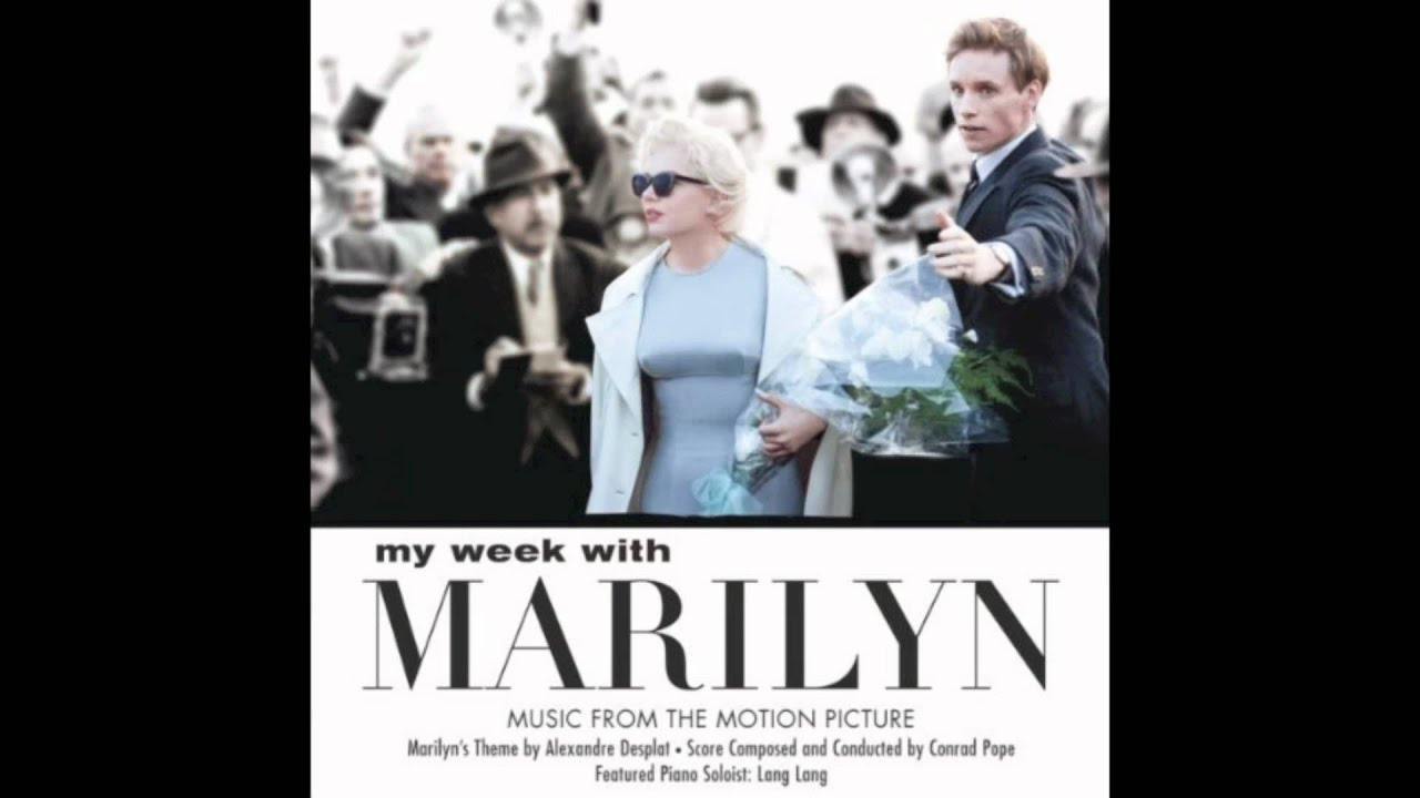 My Week With Marilyn Soundtrack - 25 - Remembering Marilyn -2630