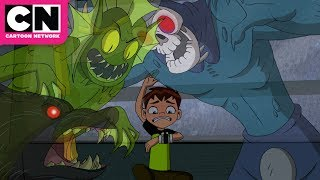 Return of The Fogg | Ben 10 | Cartoon Network