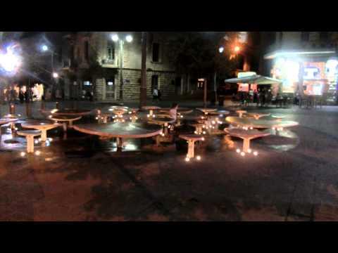 20150831 21:09 the bottle at Generally Square Jerusalem