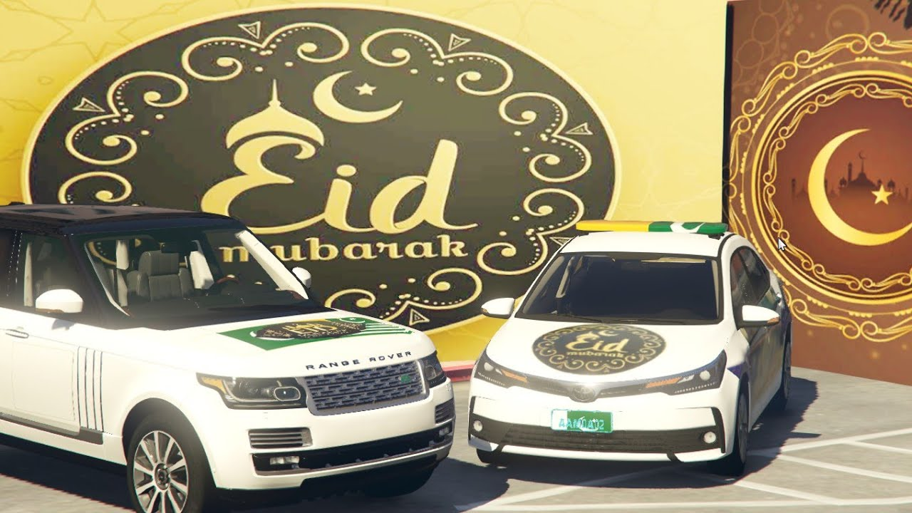 #71 | Eid Special Episode | Gta 5 Pakistan | Eid Mubarak Everyone
