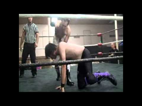 Shaun Cannon Vs Wes Mercer: 2 out of 3 falls Summer Sizzler 2010