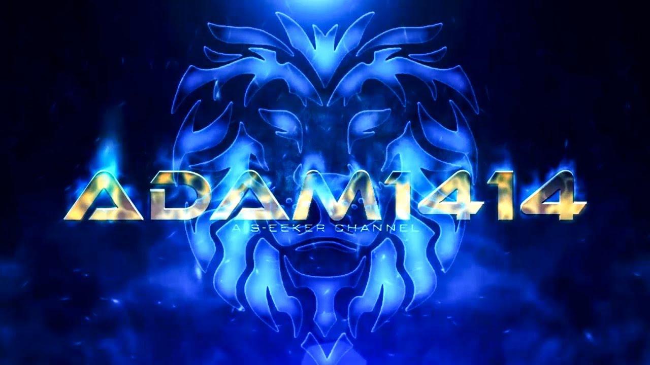 ADAM1414 Channel Intro Trailer ....