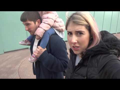 Stuck at Disneyland Paris Due to Terrorism | eurodisney travel vlog